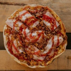 Pizza Barbacoa Classic 26 cm