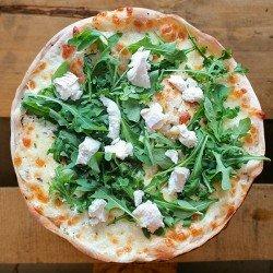 Pizza Capra 26 cm