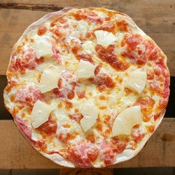 Pizza Hawaiana 34 cm