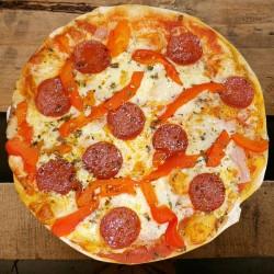 Pizza Rústica 26 cm