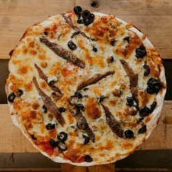 Pizza Napolitana 40 cm