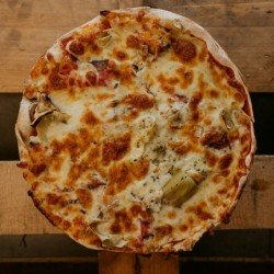 Pizza 4 Estaciones 50 cm