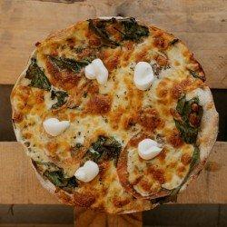 Pizza Del padrino 34 cm